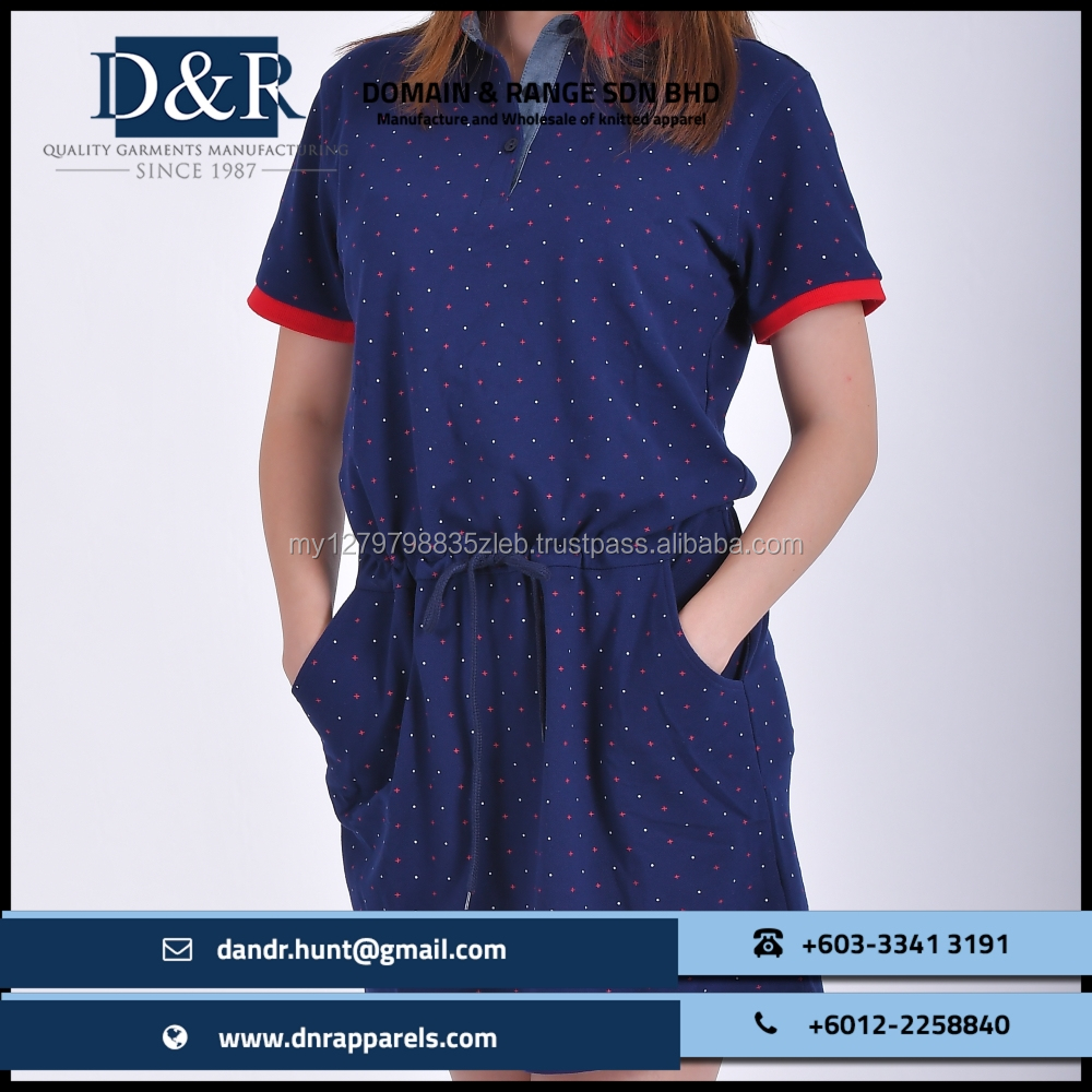 Manufacturing Wholesale Price Premium Quality Ladies Polo Sport Dress Shirts OEM 100% Cotton