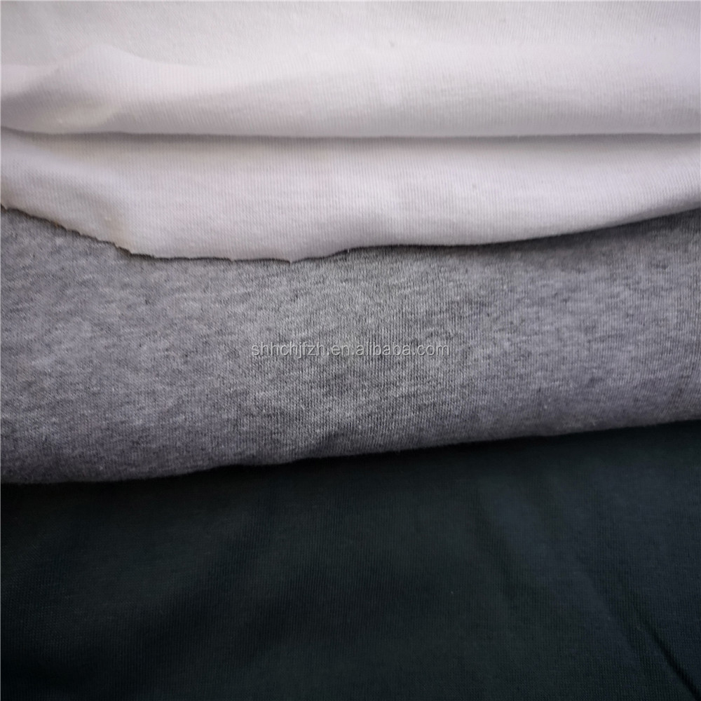 Recycled Polyester Cotton Jersey <strong>Fabric</strong> / RPET Polyester Cotton Blended <strong>Fabric</strong> for Clothing