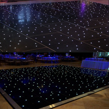 Cheap led starlit dancing flash animation led dance floor