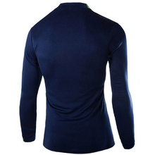 polyester quick dry men long sleeve t shirt
