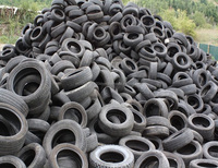 Scrap Tyres, Recycled Rubber Tyres Bales & Shred scrap tyres for sale