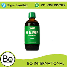 100% Natural pure Hemp Seed Oil for Sale