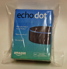 All New Amazon Echo Dot 2nd Generation w/ Alexa Voice Controlled Media Device