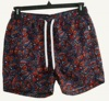 High Quality, Competitive Price, Fashionable Men, Full Elastic Waistband - Butterflies- Multi Print Swim Shorts in Vietnam