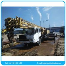 Good performance durable heat treated hot sale used barge crane