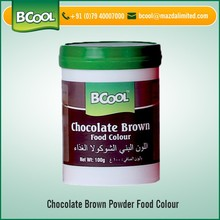 Best Food Additive Chocolate Flavor Food Color from Trusted Supplier