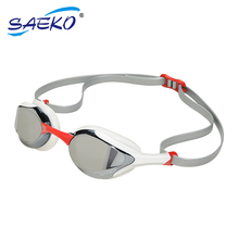 SAEKO mirror new model advanced adult best taiwan swim goggles