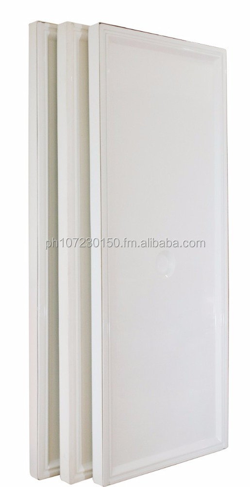 FRP Cold Room Door PU Foam Insulated Fiberglass Door