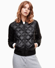 100% Polyester Padding Quilted Sports/ Active wear Sleeveless Jacket Women