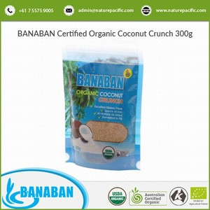 High Quality Tasty and Crispy Coconut Crunch at Market Leading Price