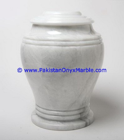 high quality marble urns ziarat carrara white handcarved adult pet animals memorials funeral cremation keepsake ashes urns