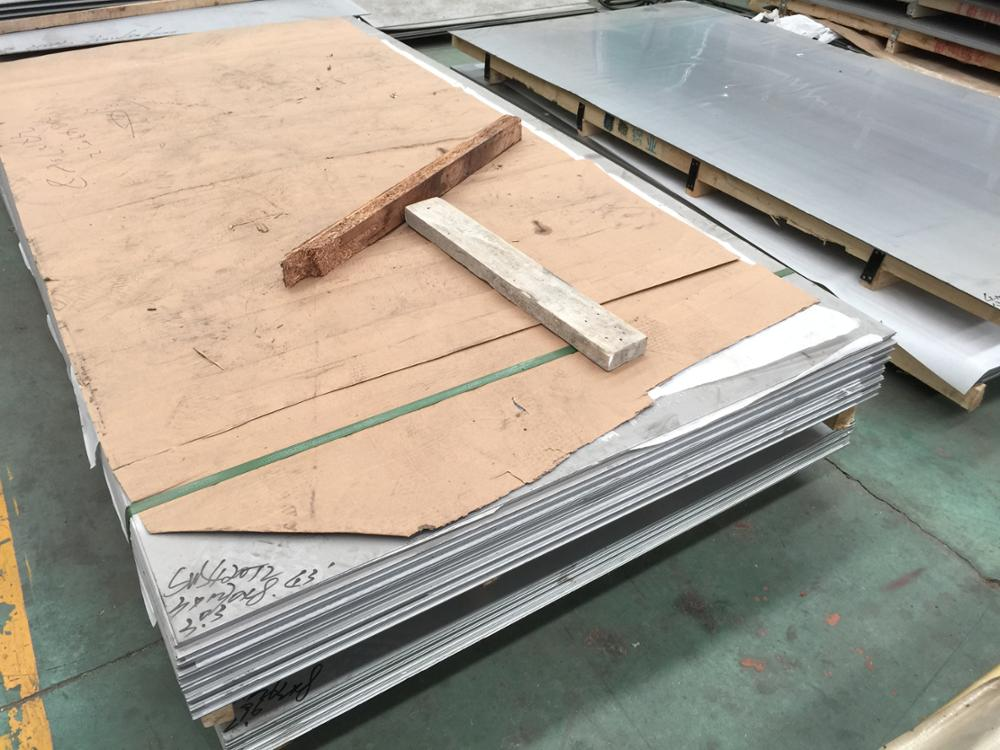 Cold rolled stainless steel sheet SUS420J2, thickness 3.0mm