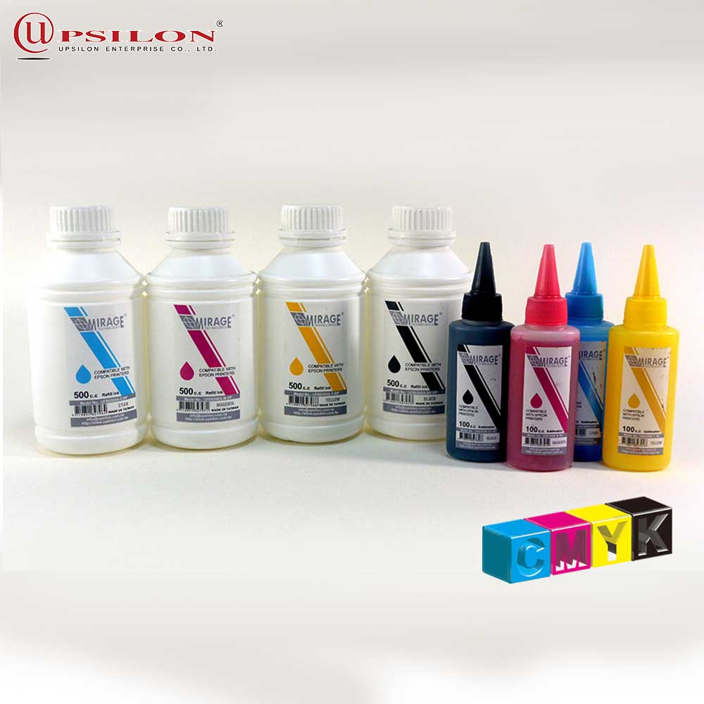 Transfer Use Sublimation Digital Ceramic Ink For Epson