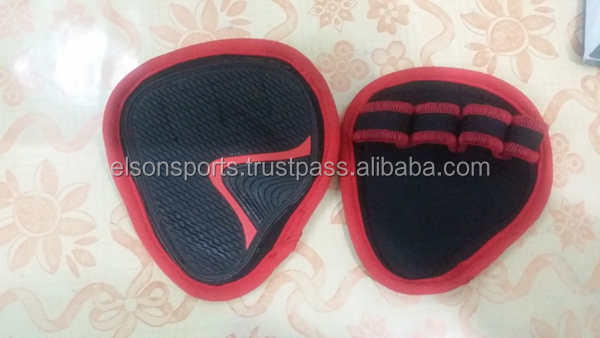 Weight Lifting Rubber Pads/ Lifting Grip Pads