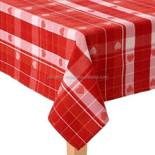 valentine tablecloth