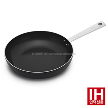 Made in Korea Silkway 28cm induction frypan stainless steel type