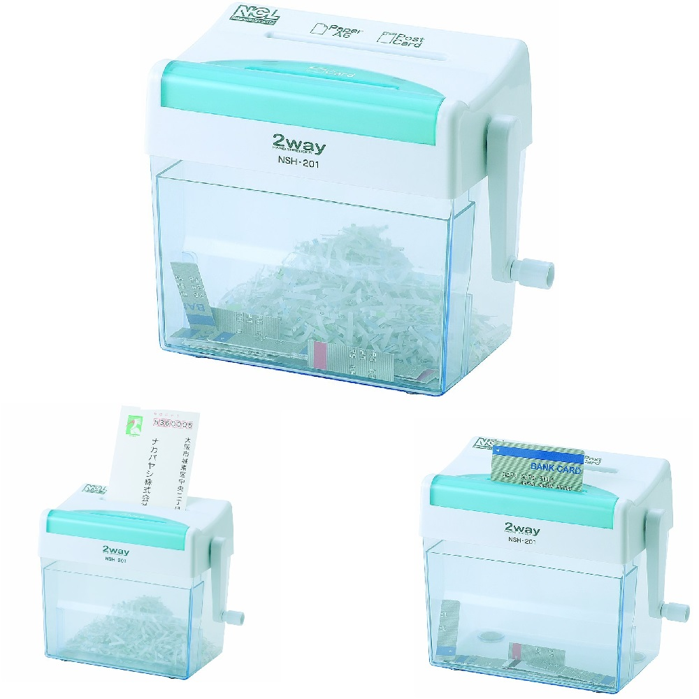 Functional and Compact shredder plastic price for home and office OEM available