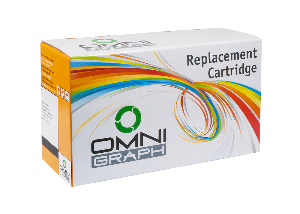 Omnigraph Compatible XEROX Toner Cartridge 6000/6010/6015 CYAN 106R01627 for Printer Phaser 6000/6010/6015