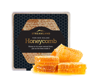 New zealand 100% Pure natural comb honey