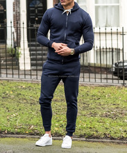 2017 new Design Gym Training Slim Fitted Plain Mens tracksuit