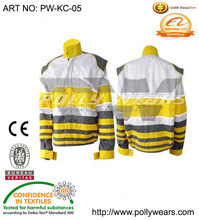 top quality Karting Racing Uniform,white yellow black color karting uniform