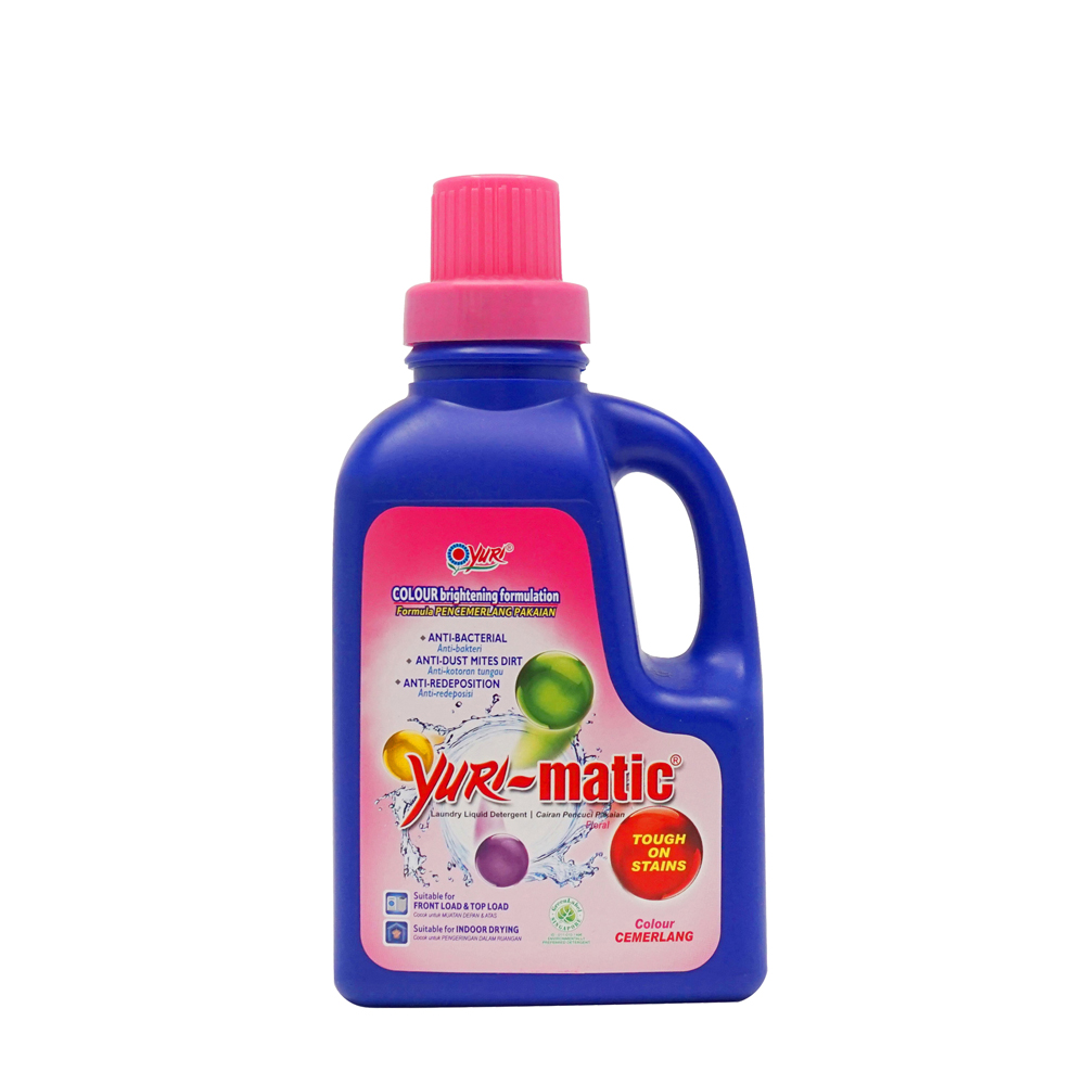Yuri-matic Laundry Liquid Detergent 1kg