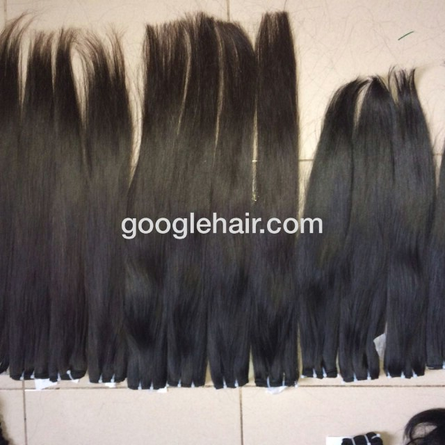 Perfectlady cheap wholesale 100% human , extension hair, no chemical, virgin hair so cheap