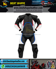 Pk Leather Suit/Motorcycle Racing Suit/Motorbike Biker Jackets Pants