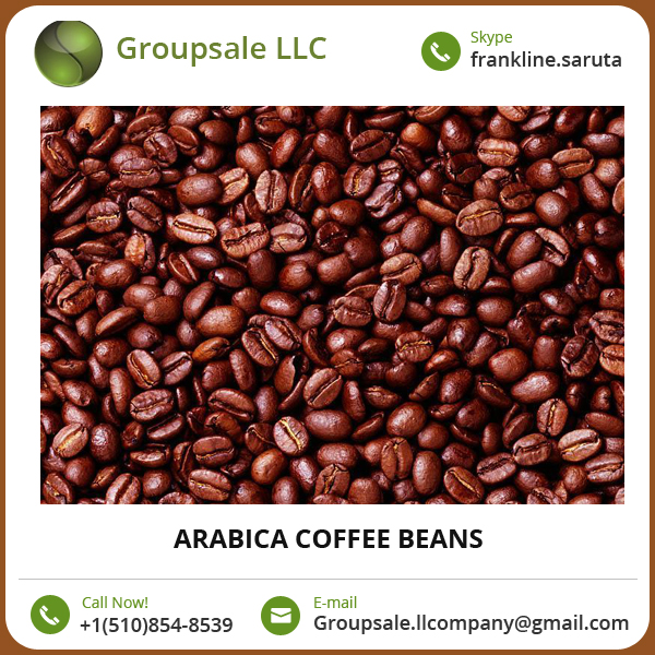 Arabica Coffee Beans/ Coffee Arabica/ Coffee Beans Arabica at Bulk Price