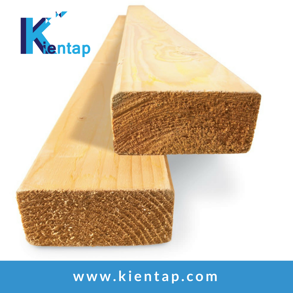cheap price pine sawn timber/pine wood/pine timber from Kientap JSC Vietnam