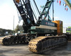 120 ton kobelco used hydraulic Crawler crane 7120 good looking and good condition cheap for sale