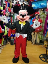 Mickey Mouse Mascot - costume/ mouse mascot/ Disney