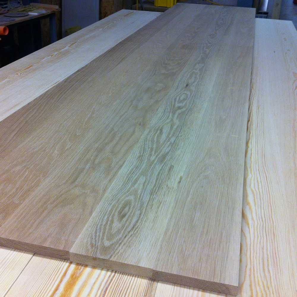 solid oak wall panels