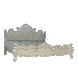 Gorgeous King Bed French Style Bedroom Furniture
