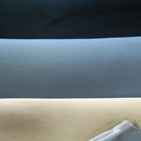 Foam Laminated Solid Car Seat Fabric