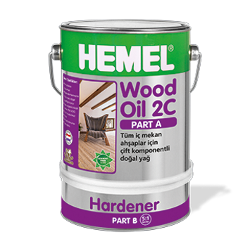 High Performance Two Component VOC Free Natural Wood Oil