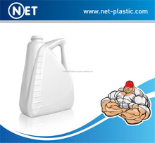 4LT Cheap Plastic Container for Liquid Chemicals