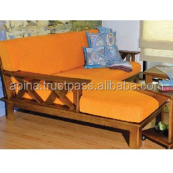 Sofa system , 2 seater sofa and sofa bed (HSF-91)