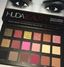 Huda -Beauty -Eyeshadow- Palette- Rose -Gold- Edition
