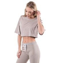 Women plain crop tops wholesale cut out latest fancy tops in cheap price