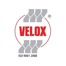 VELOX SOLID RUBBER TYRE 4.00X8