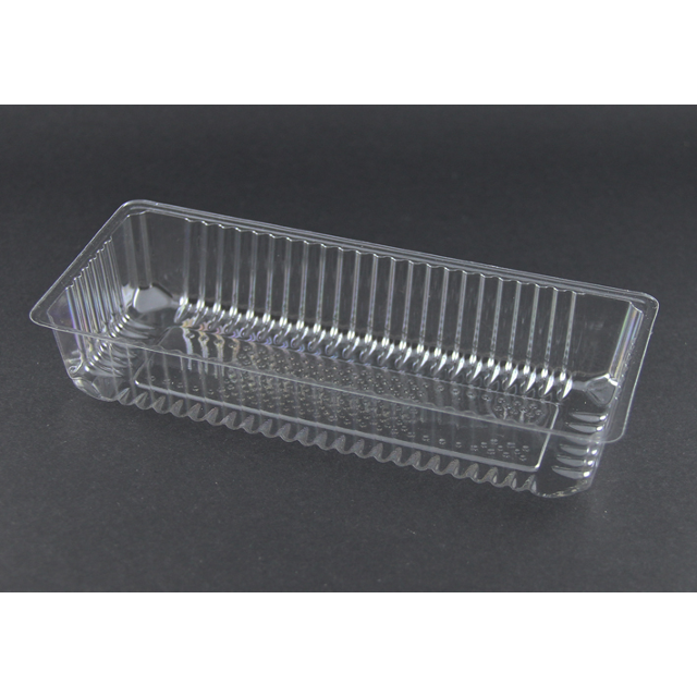 Disposable Transparent BOPS Food Packaging Inner Tray