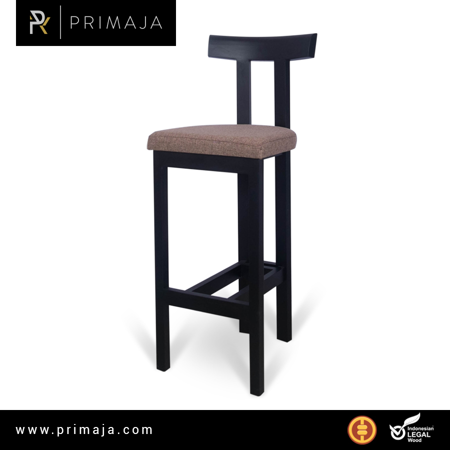 Commercial bar furniture wooden bar stools