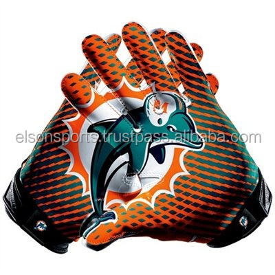 American Adult Football receiving Gloves