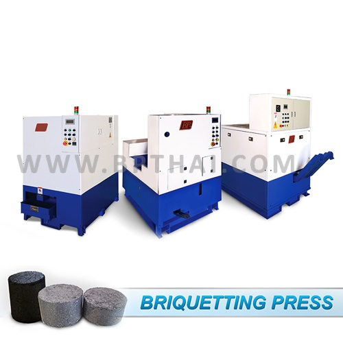 Chip Compactor Machine