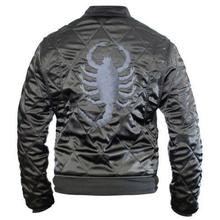 Satin Varsity Jackets Manufacturers/Nylon Varsity Jackets From Factory/Satin Baseball Varsity Jackets Makers
