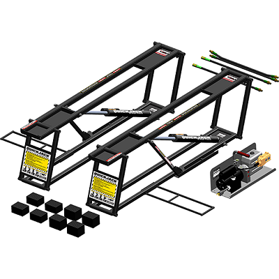 Quick QuickJack Jack Mobile Car Lift - Low-Profile Auto Lift
