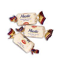 MASTIC FLAVORED SOFT TOFFEE CANDY LOW PRICE FROM TURKEY AS HALAL SWEETS