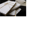 Handmade Paper Deckle Edged Visiting Cards, Business Cards with Print