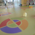 waterproof vinyl pvc roll floor covering for child